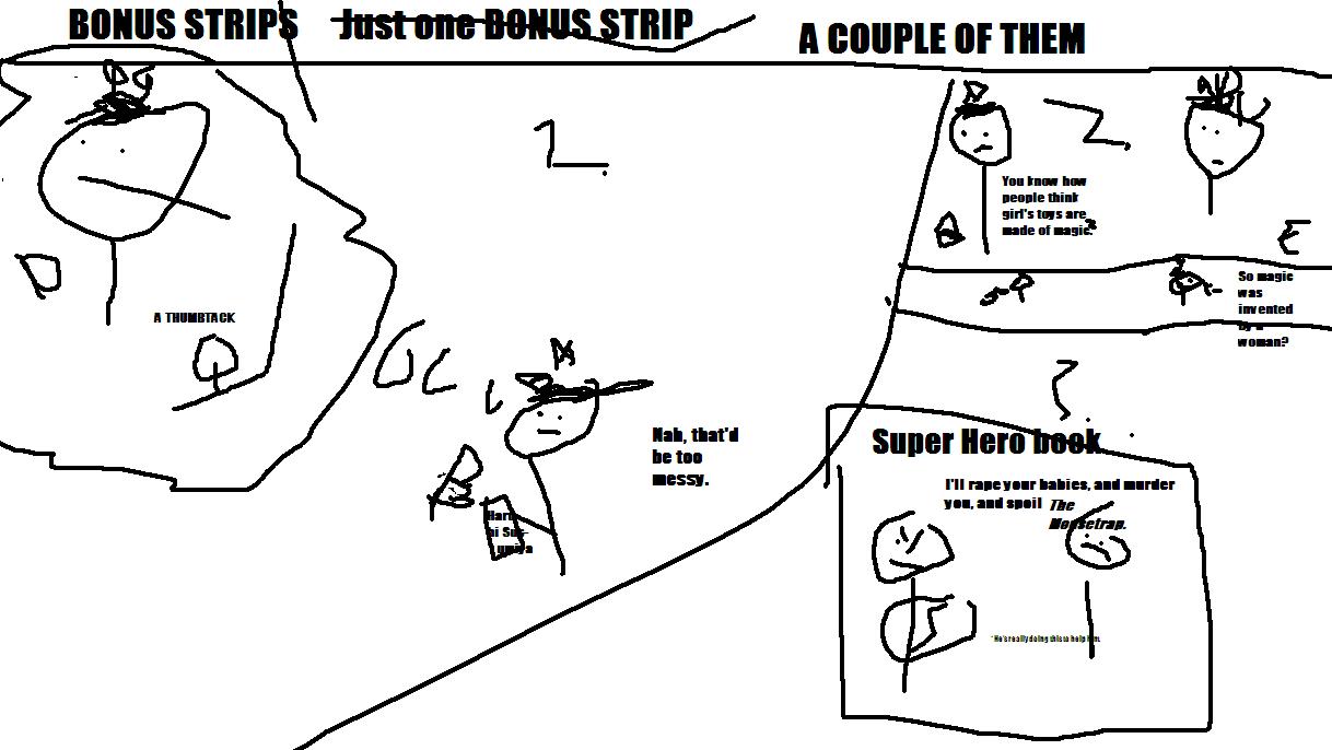 Bonus Strips